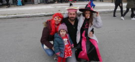ΣΤΗ ΣΟΥΔΑ: Πλήθος κόσμου στην καρναβαλική… παρέλαση (Και βίντεο)