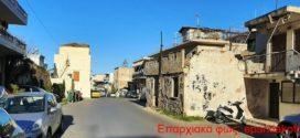 Παραμένουν τα προβλήματα στην οδό Αλεξάνδρου Παναγούλη στον Κουμπέ