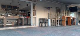 Κλειστά τα καταστήματα εστίασης και καφετέριες