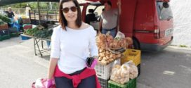 """""""Πρεμιέρα"""" με απογοήτευση τις πρώτες ώρες για παραγωγούς και εμπόρους στη λαϊκή αγορά Αγίας Μαρίνας"""