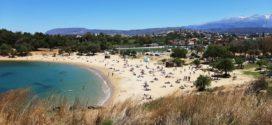 Οι παραλίες Χρυσής Ακτής και Αγίων Αποστόλων
