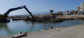 Σε πορεία υλοποίησης των εργασιών αναβάθμισης του λιμένα Κολυμπαρίου