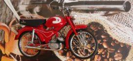 Μια ξεχωριστή αντίκα – δίκυκλο στην Κίσαμο