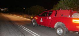 Άμεση η επέμβαση της Πυροσβεστικής Υπηρεσίας καθ οδόν για Μαλάξα