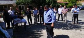 Εκδήλωση τιμής και μνήμης για εκτελεσθέντες και δολοφονημένους στην κατοχή