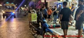 Βραδινό τροχαίο ατύχημα με δύο τραυματίες στην Αγία Μαρίνα