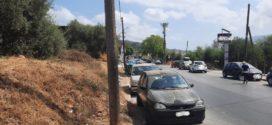 """Διαχρονική αδιαφορία για τα """"χάλια"""" της οδού Αλέκου Παναγούλη"""
