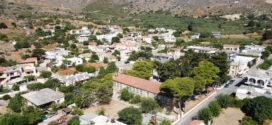 Ροδωπού, ένα μεγάλο όμορφο ημιορεινό χωριό του δήμου Πλατανιά