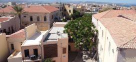 """Παρελθόν η """"Ρόζα Νέρα"""" από το ύψωμα Καστέλι στο παλιό λιμάνι"""