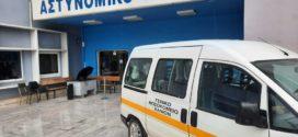 Εθελοντική αιμοδοσία αστυνομικών και πολιτικού προσωπικού στα Χανιά