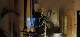 Μετά την καταστροφική πυρκαγιά το καλντερίμι της παλιάς πόλης… ξανά στο ρυθμό