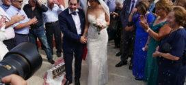 Η πρώτη επέτειος του υπέροχου γάμου της Δέσποινας με τον Ηλία