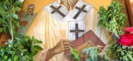 Λειτουργήθηκε πανηγυρικά το εξωκλήσι του Αγίου Κυπριανού στο Κολυμπάρι