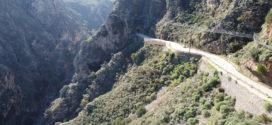 Το φαράγγι Τοπολίων – Κατσοματάδω και η σήραγγα από ψηλά!