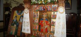 Κεκλεισμένων των θυρών και χωρίς προσκυνητές οι εσπερινοί Αγίας Αικατερίνης