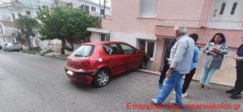 Σοβαρό τροχαίο ατύχημα στη διασταύρωση Κνωσού και Γιαμπουδάκη στα Χανιά