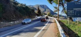 Στην κυκλοφορία και τα δύο ρεύματα της εθνικής οδού στα Μεγάλα Χωράφια
