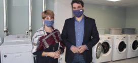 Πρωτοπορία στην Κρήτη το δημοτικό πλυντήριο του δήμου Χανίων