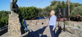 ΣΤΟ ΜΕΛΙΔΟΝΙ:  Τιμήθηκε η μνήμη του Σήφη Κωνσταντουλάκη (Σήφακα)