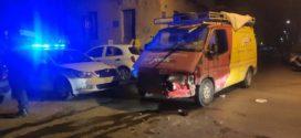 Τροχαίο ατύχημα με τραυματισμό περασμένα μεσάνυχτα στα Χανιά