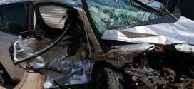 Πρωινό σοβαρό τροχαίο ατύχημα με πέντε τραυματίες στον δρόμο για Βουκολιές