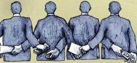Πληγή η διαφθορά για τη χώρα στο δημόσιο και την πολιτική