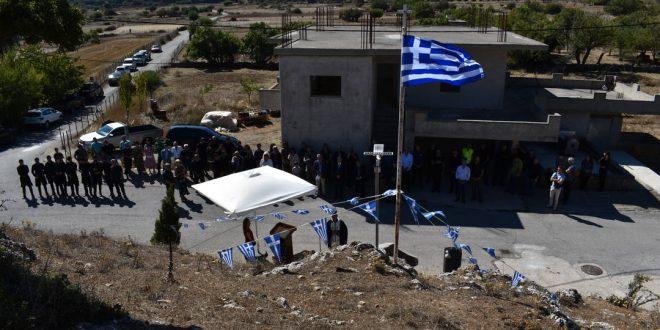 ΣΤΙΣ ΚΑΡΡΕΣ ΑΣΚΥΦΟΥ – Eκδήλωση μνήμης Σφακιανών αγωνιστών κατά του γενίτσαρου Ιμπραήμ Αληδάκη