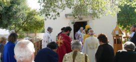 Αρχιερατικός πανηγυρικός εορτασμός Αγίου Νικήτα στα Καμπιά Αποκορώνου