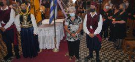 Επετειακές εκδηλώσεις τιμής και μνήμης Μικρασιατών – ΠΡΩΤΟ ΜΕΡΟΣ: Μνημόσυνο στον Ιερό Ναό Αγίου Νικολάου
