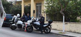 Τιμήθηκε ο Άγιος Αρτέμιος προστάτης της Ελληνικής Αστυνομίας